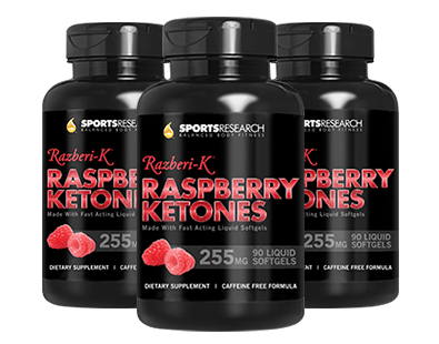 Sports Research Raspberry Ketones - #4