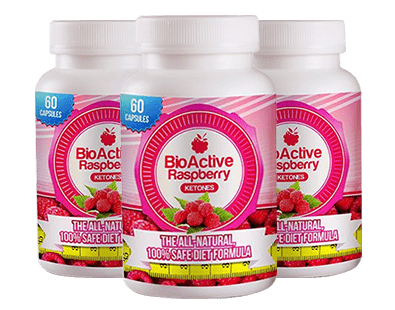 BioActive Raspberry Ketones - #5