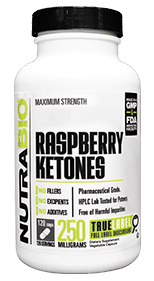 NutraBio Raspberry Ketones Raspberry Ketone Supplement Review