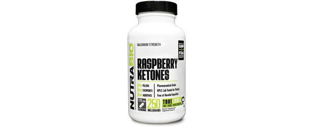 NutraBio Pure Raspberry Ketone Review615